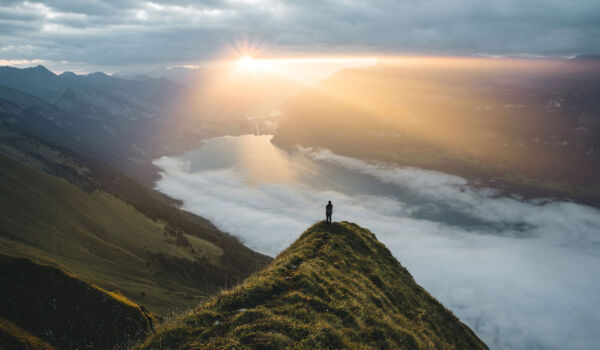 Meditatie voor een nieuwe tijd